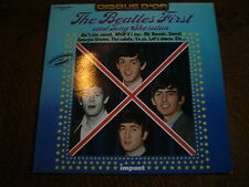 33 tours the beatles first and tony sheridan