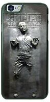 Star Wars Han Solo Carbonite Phone Case cover fits iPhone Samsung Google LG etc.