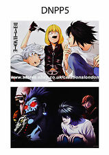 "2 x A3 Size Posters 16.5"" x 11.5"" Death Note/Near,Mello, Light,L & Ryuk (DNPP5)"