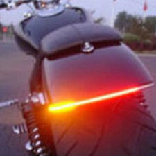 Universal Motorcycle 32LED Tail Brake Stop Turn Light Strip for Harley Bluelans