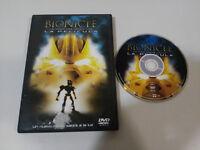 Bionicle La Maschera de La Luce La Film DVD + Extra Spagnolo English Regione 2