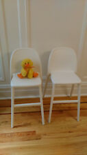 IKEA junior chair kid URBAN mrsp 40usd preowned 3 years up TWINS