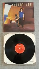 ALBERT LEE - ALBERT LEE - UK RE-ISSUE ON POLYDOR RECORDS - 1982 - EX.COND