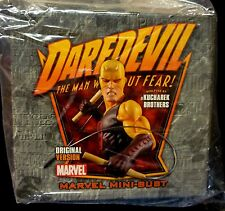 Bowen Daredevil Yellow Costume Marvel Bust Statue New 2007