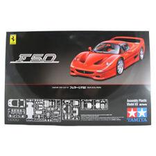 Tamiya Ferrari F50 Model Set (échelle 1:24) Modèle De Voiture Kit 24296 NEUF