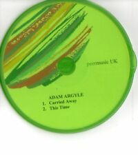 (EY83) Adam Argyle, Carried Away / This Time - DJ CD
