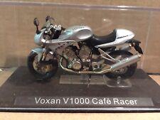 "DIE CAST  "" VOXAN V1000 CAFE' RACER ""  MOTOMANIA  SCALA 1/24"