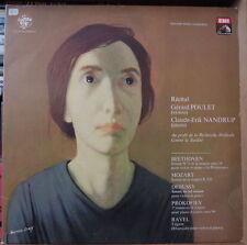 RECITAL GERARD POULET/CLAUDE ERIK NANDRUP DOUBLE FRENCH LP CLUB ISAMBERT