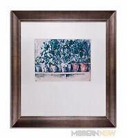 Paul Cezanne LITHOGRAPH Limited Edition ~ LTD ed. no.167 ~ 40x50cm +FRAME