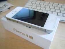Apple iPhone 4s 8gb Bianco Smartphone completo Touchscreen Nuovo