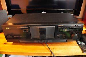 TEAC V-377 V377 Stereo Cassette Tape Deck Player Recorder HiFi