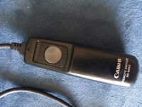 Canon Remote Switch RS-80N3 for EOS Digital Cameras