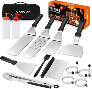 Griddle Accessories Kit for Blackstone 14 Piece Flat Top Grill Accessories Set