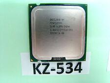 Intel Pentium 4 519k sl8pn 3.06ghz/1m/533 #kz-534