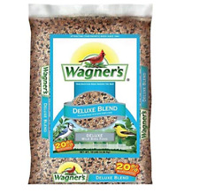 Wagner's 13008 Deluxe Wild Bird Food, 10-Pound Bag New Free Shipping