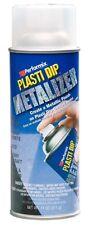 Metalizer Silver PERFORMIX Plasti DIP Spray Rubber Coating Plastidip 311g