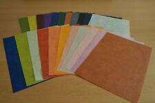 A4 Assorted Mulberry Handmade Papers