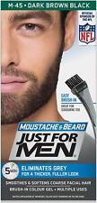 Just For Men Moustache & Beard Dark Brown M45 Discreet Packaging & Listing