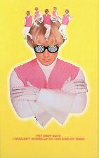 Pet Shop Boys, Single Cassette, I Wouldn't Normally Do