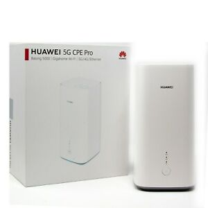 Huawei 5G CPE PRO H112-372 Unlocked Gigacube Hub Router Three/EE/Vodafone 4G 2