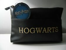 HARRY POTTER HOGWARTS MAKE UP BAGS CASES CLUTCH PURSE HOUSES COSMETIC HOLDERS