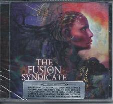 V/A SUPERGROUP The Fusion Syndicate CD Sherwood/Wakeman/Rudess/Hillage/Sherinian