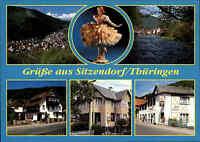 SITZENDORF Thüringen Mehrbild-AK Ansichtskarte Postkarte ungelaufen ungebraucht