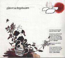 GISBERT ZU KNYPHAUSEN / GISBERT ZU KNYPHAUSEN * NEW CD 2008 * NEU *