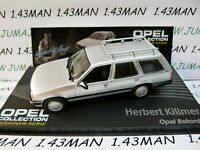 OPE130R 1/43 IXO designer serie OPEL collection : REKORD E break H.Killmer