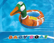 Baby Inflatable Pool Swim Float Seat Swimming Duck Seat Swimming Pool UK