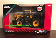 BRITAINS 2018 JCB FASTRAC 8330 TRACTOR 1/32 43206 BRAND NEW