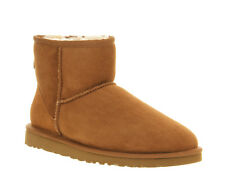 Ugg Boots Mini Australian Made Double Face Sheepskin 4 Colors Sizes 5-14