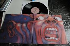 KING CRIMSON - IN THE COURT OF THE KING CRIMSON - VINILE LP - 33 GIRI - 12""