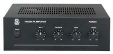 Pyle PCM30A 60 Watt Compact Home/ Office/ Power Amplifier w/ 25 & 70 Volt Output