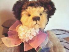 "Annette Funicello Collectible Bear Company Mohair Bear ""Flitter"" with Tags 11"""