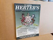 The Original Herter's Catalog Hunting Decoys Accessories