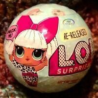 LOL Surprise Series Wave 1 Big Sister Dolls (Diva Ball) New Authentic L.O.L. MGA