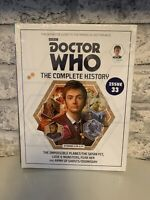 DOCTOR WHO COMPLETE HISTORY ISSUE 33, VOL 53, LOVE & MONSTERS, * NEW & SEALED *