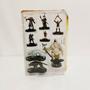 Lord Of The Rings Wizkids NECA 2012 Game Figures Figurines