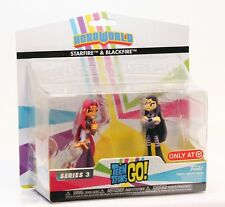 Funko Hero World Vinyl Series 3 Teen Titans Go! - Starfire & Blackfire - Target
