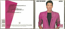 Boz Scaggs - Hits! (Audio CD), Excellent Condition