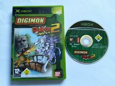 Digimon Rumble Arena 2 - Original Xbox Game - PAL - Free, Fast P&P!