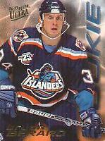 1996-97 Ultra Rookies #1 Bryan Berard - NM-MT