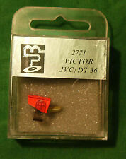Diamant neuf  compatible  JVC DT 36  /  CEC CN1/2 NOS generic stylus   JVC DT 36