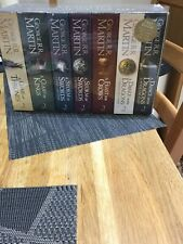Games Of Thrones 7 Book Unopened Box Set