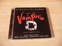 CD Musical Tanz der Vampire - Höhepunkte - Vereinigte Bühnen Wien - 1998 - KULT