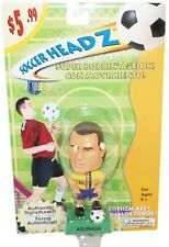 "ÁLEX AGUINAGA TEAM ECUADOR SOCCER HEAD - FÚTBOL 4"" BOBBLE TOY FIGURE 2002 NEW"