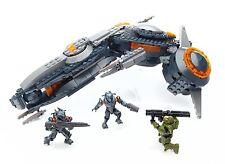 Mega Bloks Halo Phaeton Gunship 455 Pcs Ages 8+ Building Toy