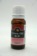 Clove Oil Toothache Relief Dental Body Care Essential Pain Remedy Bottle 10 Ml