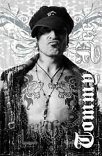 Tommy Lee Tattoo Pose poster 24 x 36 Rock n Roll motley crue music memorabilia